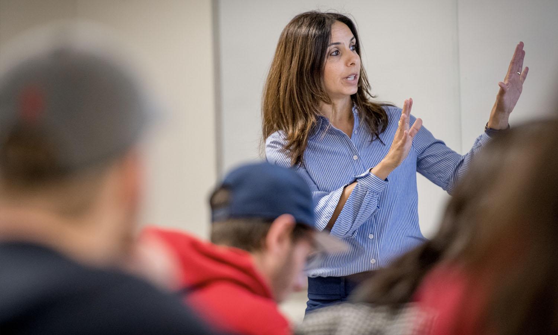 Professor Sarah Mady