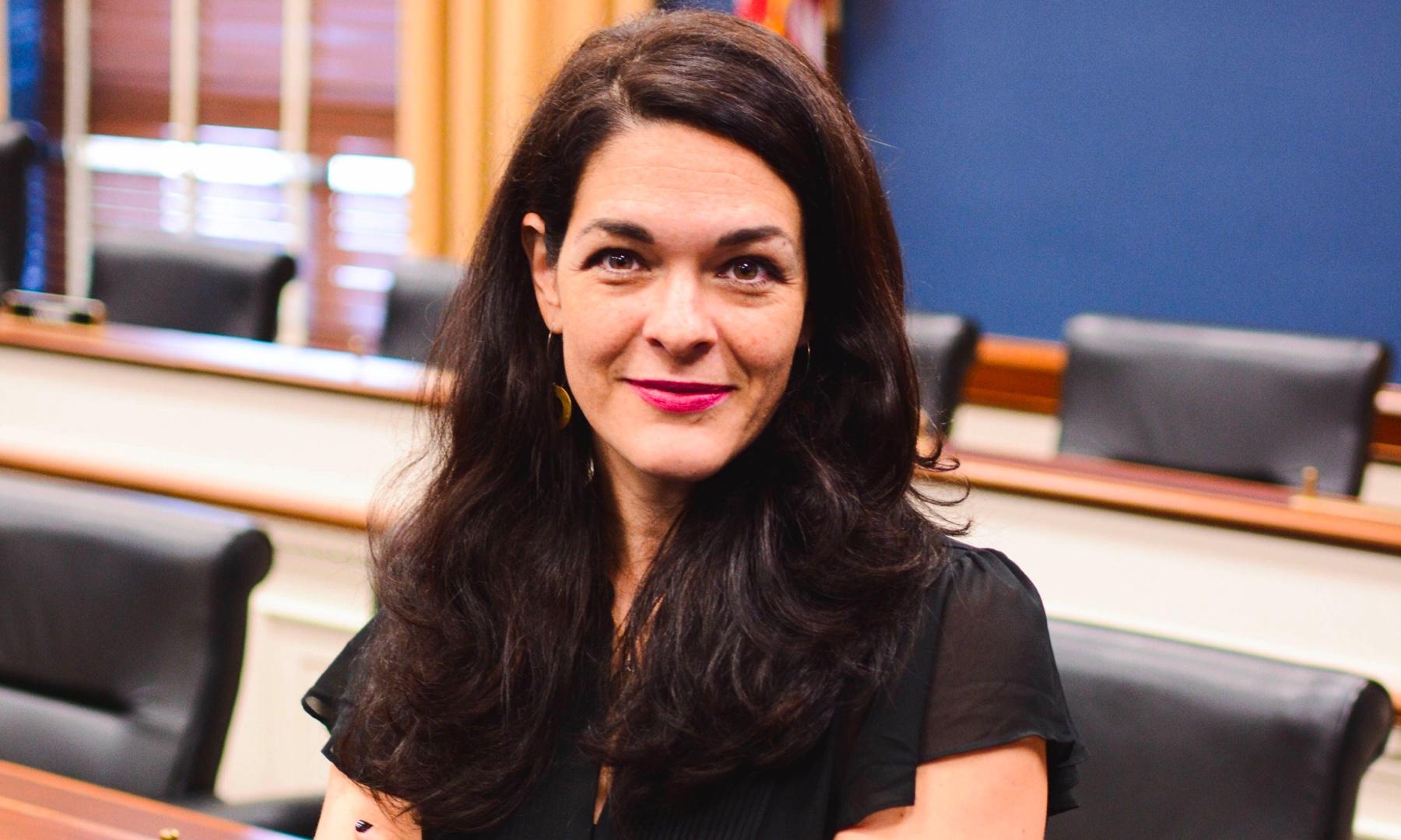 Professor Caroline Bruckner