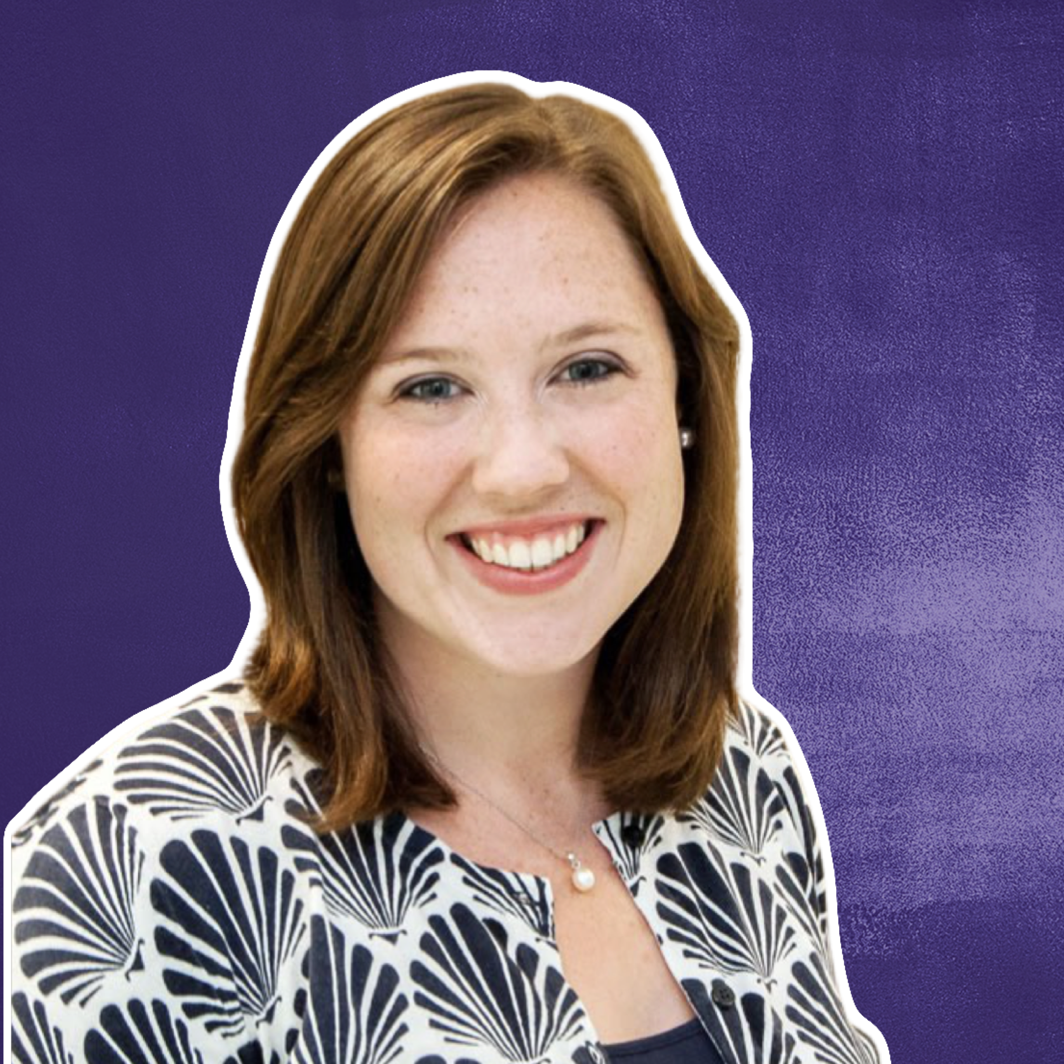 Hannah Debelius 1x1 Purple