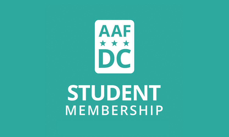 AAF student membership