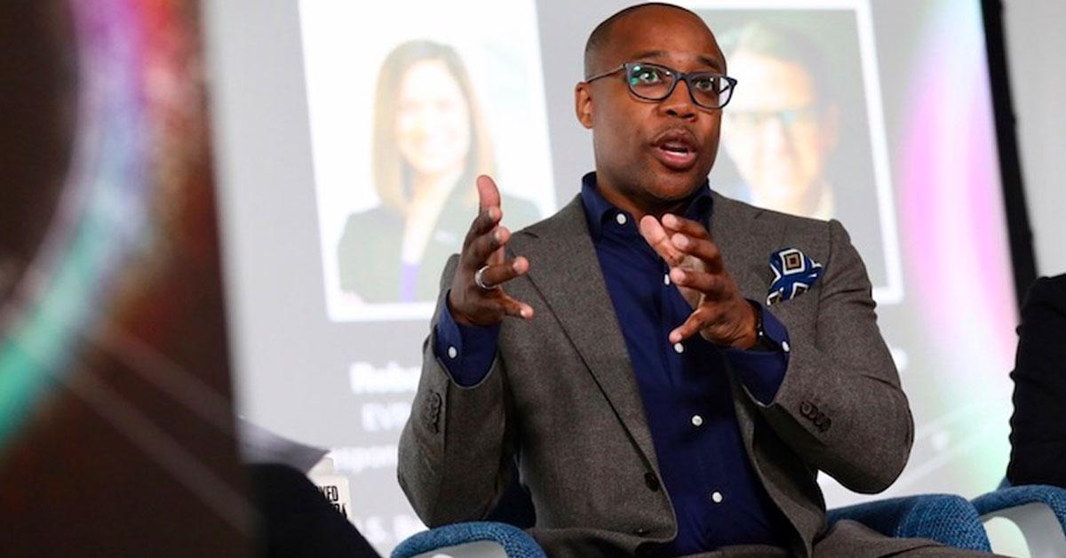 Damon Jones, CCO of Proctor & Gamble